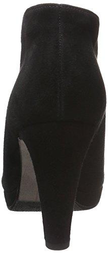 Gabor Shoes 55.701 Damen Kurzschaft Stiefel Schwarz (Schwarz 17)