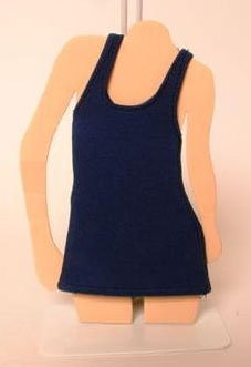1/6 Tight Dress (navy blue) DW-62071 (japan import)