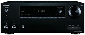 Onkyo TX-NR 656 - Receptor AV, color negro