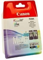 INK CARTRIDGE, PG-510/CL-511 MULTIPK BPSCA 2970B010 - CS24330 Di CANON