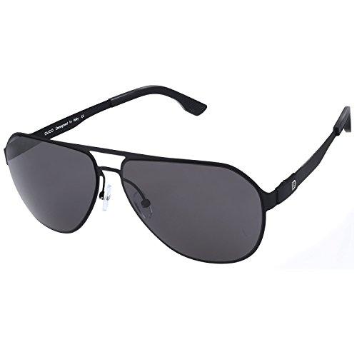 DUCO Premium Flexible Größe Rahmen Pilotenbrille polarisierte Sonnenbrille Nylon Linsen Männer...