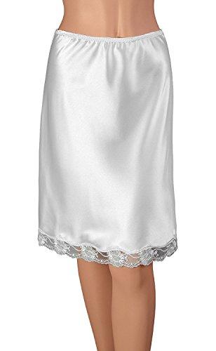 Gemsli -  Sottogonna  - Donna 28 Inches White