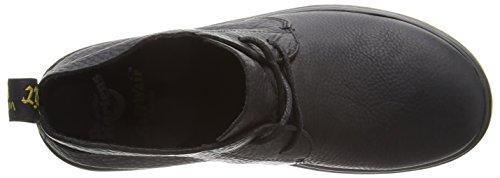 Dr. Martens Ember Grizzly Black Herren Desert Boots Schwarz (Black)