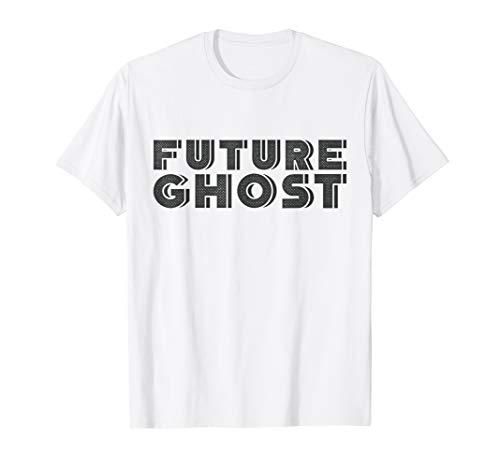 Future Ghost - Easy Halloween Kostüm - Halloween T-Shirt