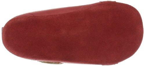 Naturino NATURINO 66 2007534019103 Jungen Schnürhalbschuhe Rot (Rosso 9103)