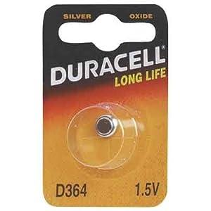 Duracell 1Batterie 364SR621SW