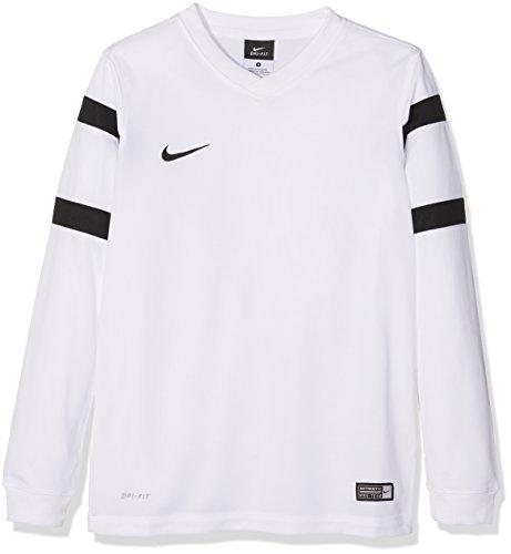 nike-ls-trophy-ii-yth-jersey-t-shirt-da-ragazzo-bambino-blanco-negro-white-white-black-black-xl