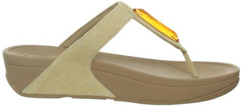 FitFlop Chada Sesame Womens Sandals Sesame