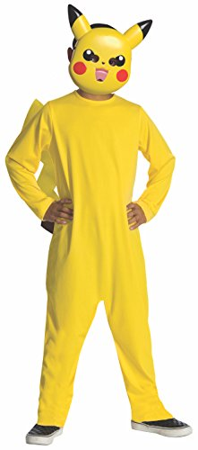 Pokemon Pikachu Halloween Costume - Child Size Medium