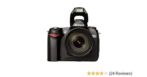 Nikon D70 Digital SLR Camera Kit includes AF-S DX: Amazon.co.uk ...