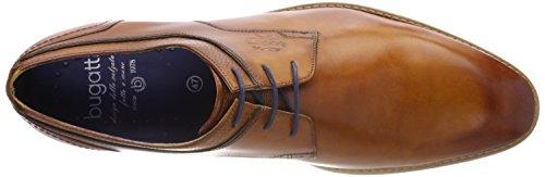 Bugatti Uomini 311193061110 Derbys Marrone (cognac / Blu)