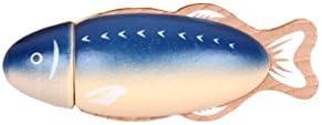 Nature Bois repère Animaux pour enfant/jouet/poissons animaux forme forme forme poisson en bois aiFemmet magnétique pour tableau & Réfrigérateur/motricité Jouet en bois Bleu à partir de 3 ans | Bradées  f1d365