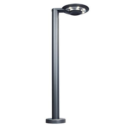 Eco Light Lampadaire LED moderne Ghost, 1040 lm, 80 cm de haut, IP54 2257 S 800 g