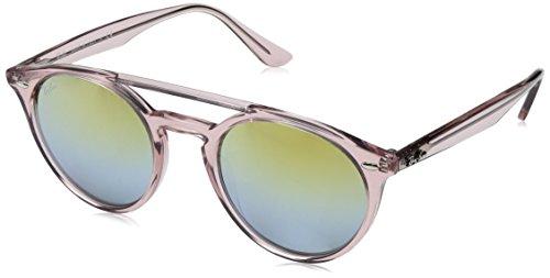 RAYBAN Unisex-Erwachsene Sonnenbrille RB4279, Pink (Pink/Greenmirrorsilvergradgold), 51