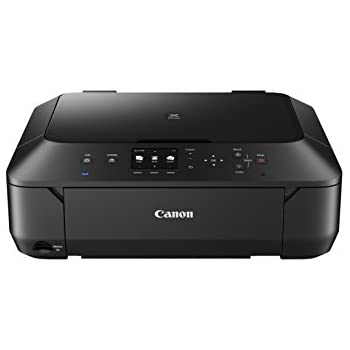 Canon Pixma MG6450 Multifunktionsgerät (Drucker, Kopierer, Scanner, USB, WLAN) schwarz