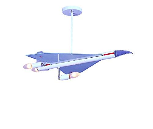 Interfan Concorde Supersonic 6562 - Lámpara, diseño avión