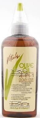 Vitale Huile D'Olive 4 in 1 Sérum De Croissance 118,3ml