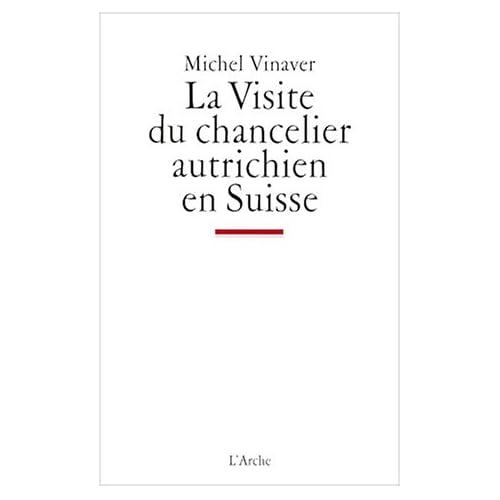 La visite du chancelier autrichien en Suisse