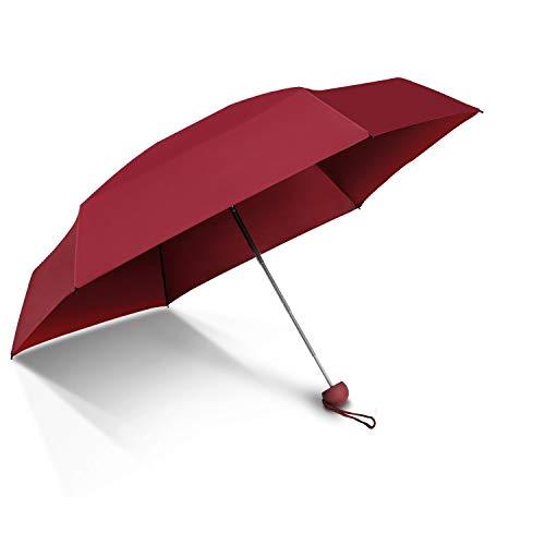 Paraguas De Viaje Plegable Secado RÁPido Compacto