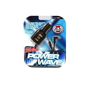 PSP Power Wave Car FM Transmitter
