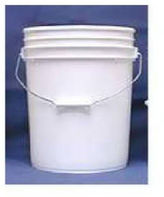 LEAKTITE - 5-Gallon White Plastic Pail
