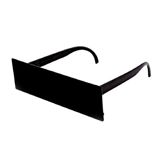 Sisit Thug Life Glasses 8 bit Pixel Deal avec lunettes de soleil IT Unisex Sunglasses Toy (noir)