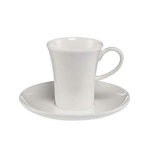Goebel Espresso-Obertasse 6 cm / 0.1 l Kaiser Porzellan Kaiser Tassen weiß Fine Bone China 14004181 -