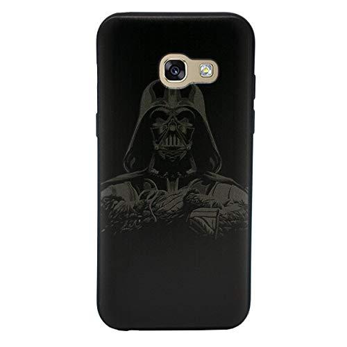 I-CHOOSE LIMITED 3D Star Wars Telefon Hülle/Case für Samsung Galaxy A5 2017 / Silikon Weiches Gel/TPU / Darth Vader