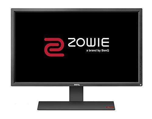 BenQ ZOWIE RL2755 68,58 cm (27 Zoll) Konsolen e-Sports Gaming Monitor (offiziell lizensiert für PS4/PS4 Pro, 1ms Reaktionszeit) grau -