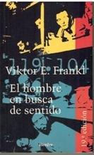 Hombre En Busca De Sentido, El par Viktor Frankl