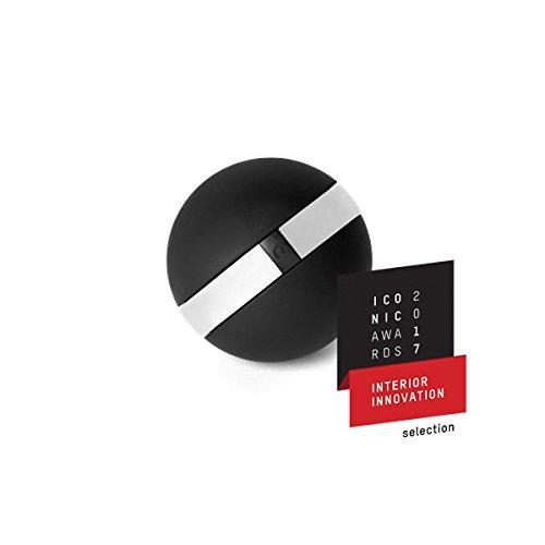 Rosendahl 25339 Weinkugel - Korkenzieher - Edelstahl - Kunststoff Ø 8 cm