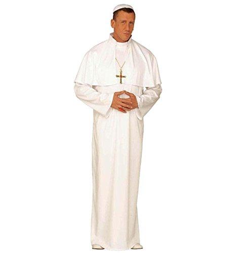 Widmann 44322 - Erwachsenenkostüm Papst, Größe (Ideen Kostüme Party)