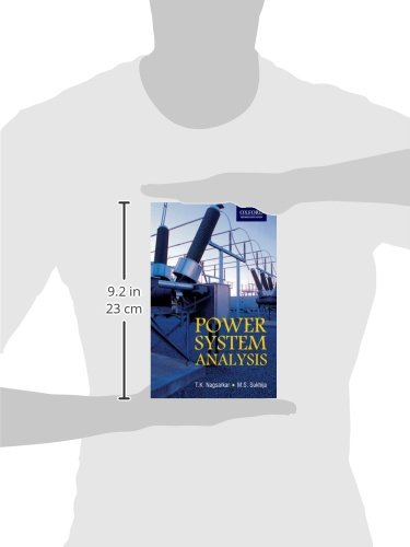 Power Systems Analysis (Oxford Higher Education)