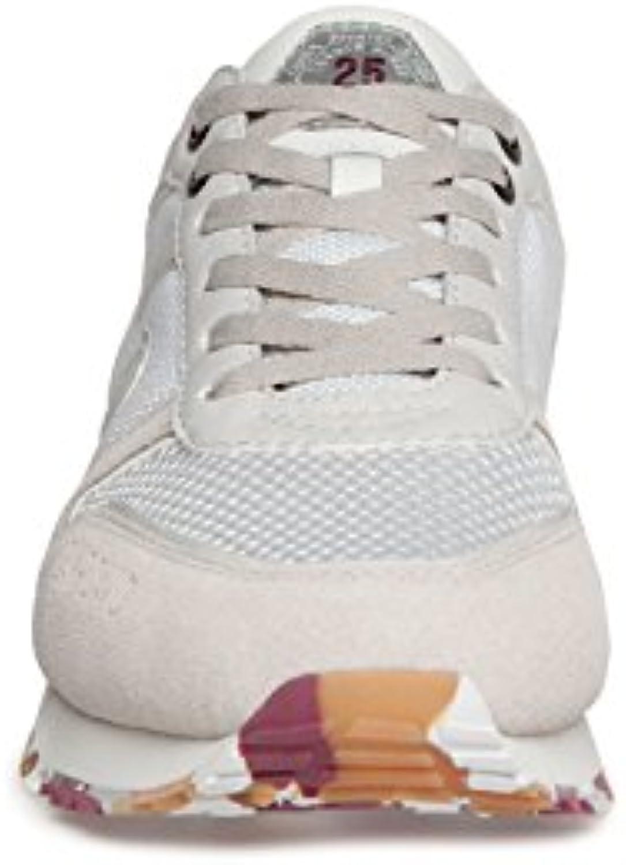 Camp David Retro Running Sneaker im Materialmix  Billig und erschwinglich Im Verkauf
