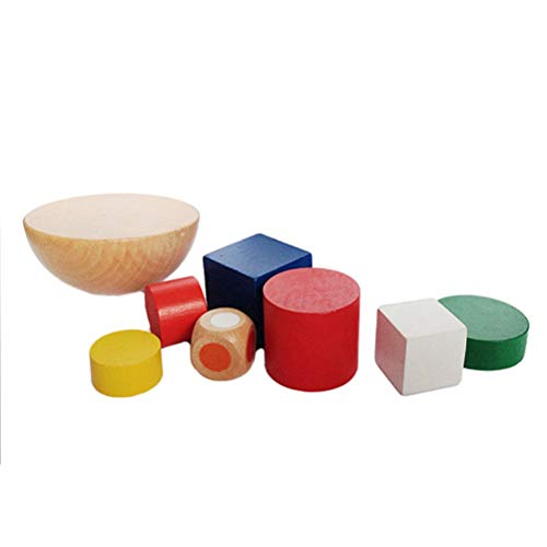 Brain Game Gowsch Wood Kids bloques equilibrio geométricos