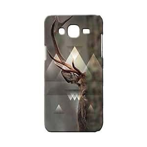 BLUEDIO Designer 3D Printed Back case cover for Samsung Galaxy E5 - G1696