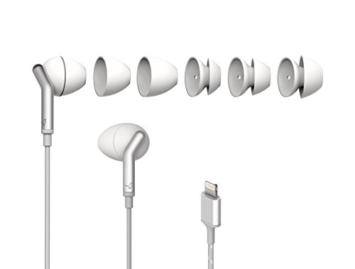 Libratone Q Adapt Active Noice Cancelling In-Ear Kopfhörer, weiß - 3