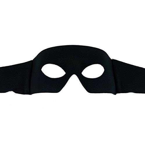 Zorro Schwarz Männer Venezianische faschingsmasken Maskerade maskenball maske herren - Erstklassige Qualität, in Italien Gemacht