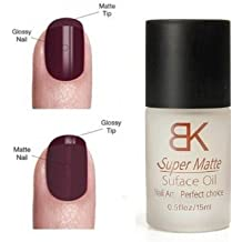 waygo 15 ml Magic super Transfiguración superficie mate aceite aet de uñas herramientas de uñas Top Coat claro satinado