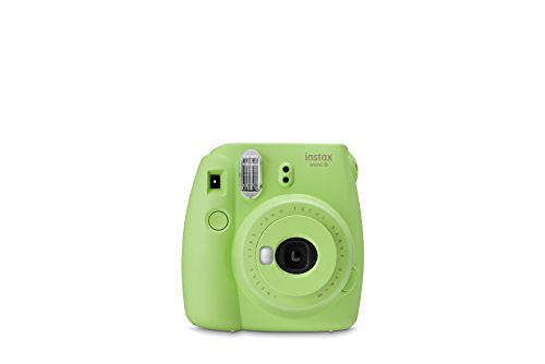 Fujifilm instax mini 9▒aparat lime-grün