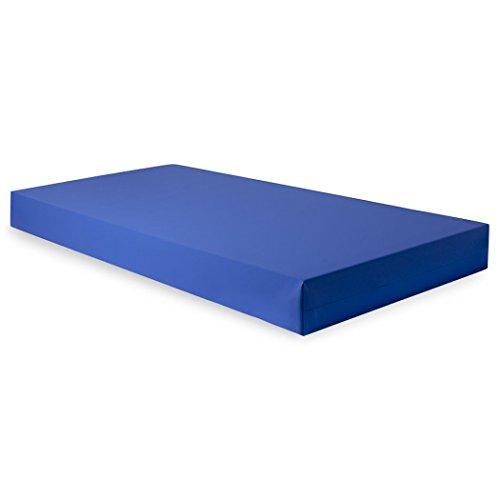 90x190 - Colchón geriátrico antiescaras 5 cm de Viscoelástica compatible con camas articuladas