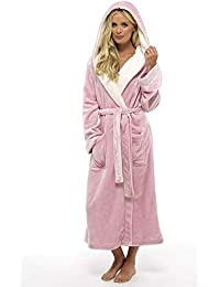 Amazoncouk Bathrobes Nightwear Clothing