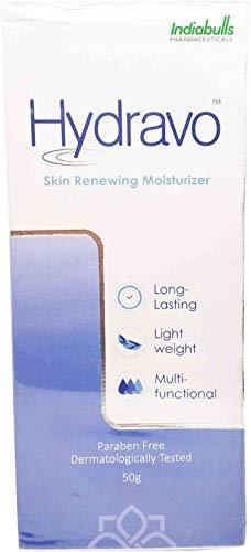Indiabulls Pharmaceuticals Hydravo Skin Renewing Moisturizer (50 g)