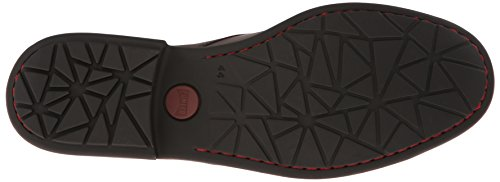 Camper Mil, Chaussures Oxford homme Marron (Dark Brown)