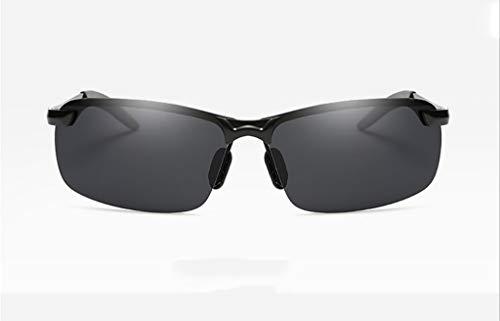 KISlink Sonnenbrillen Sonnenbrillen/Cool Riding Sonnenbrillen/Herren Polarized Sonnenbrillen Eyewear (Farbe: 1)