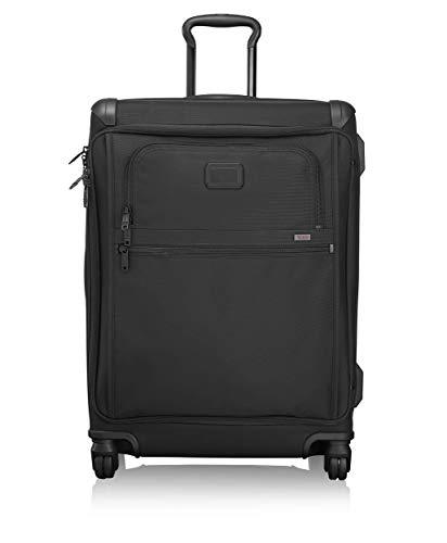 Tumi 022564D2 Alpha 2 Laptop Rollkoffer, 66 cm, 76 Liter, Black -