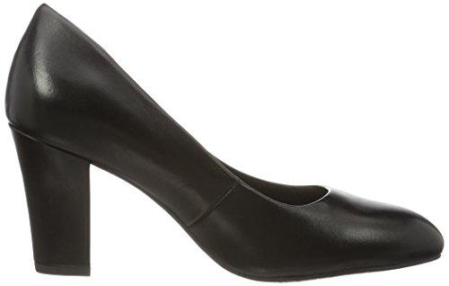 Tamaris 22419, Scarpe con Tacco Donna Nero (BLACK 001)
