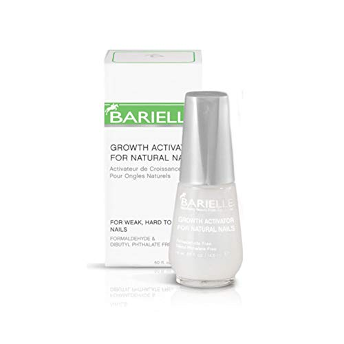 Barielle Growth Activator For Natural Nails 14.8 ml (Nagelbehandlungen; Wachstumsformel) -