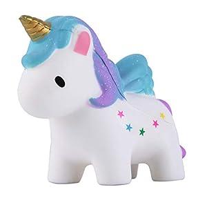 Anboor Squishies Unicornio Estrella Kawaii