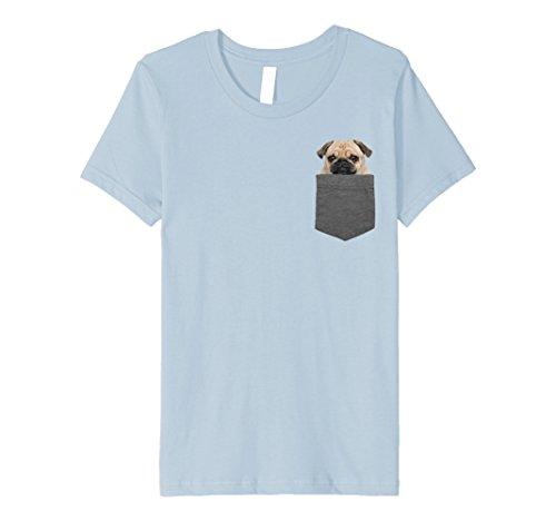 Dog in Your Pocket Tshirt Pug Shirt
